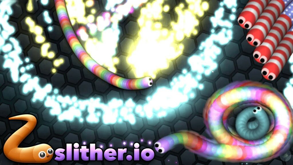 SLITHER.IO - Best Browser Games