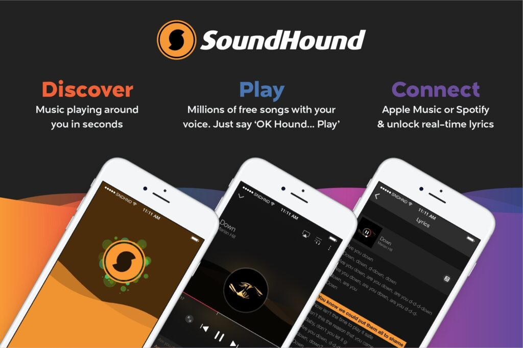 SoundHound - Song Recognition Apps