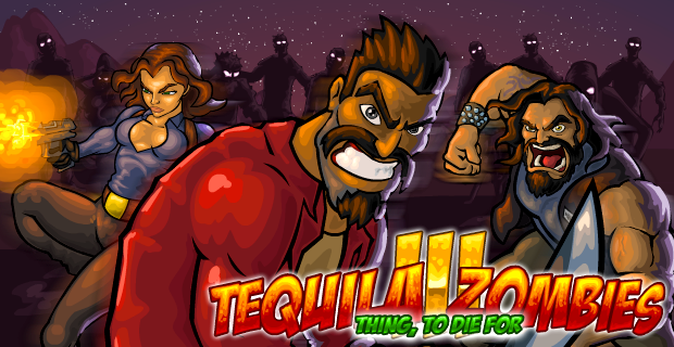 TEQUILA ZOMBIES 3 - Best Browser Games