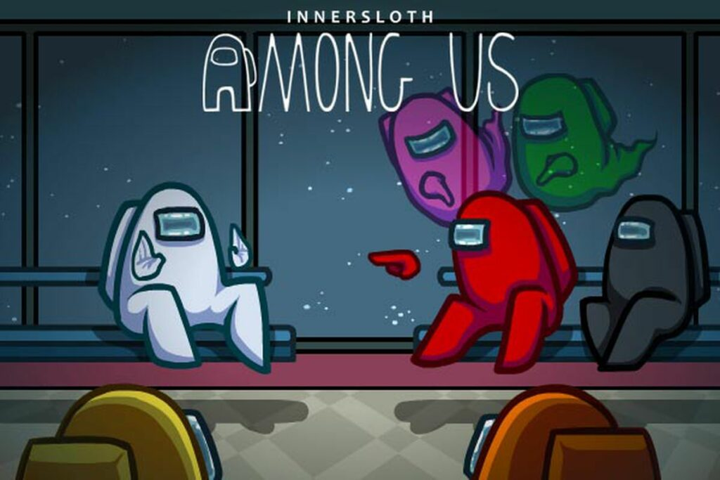 Innersloth - Best Discord Servers for Among Us