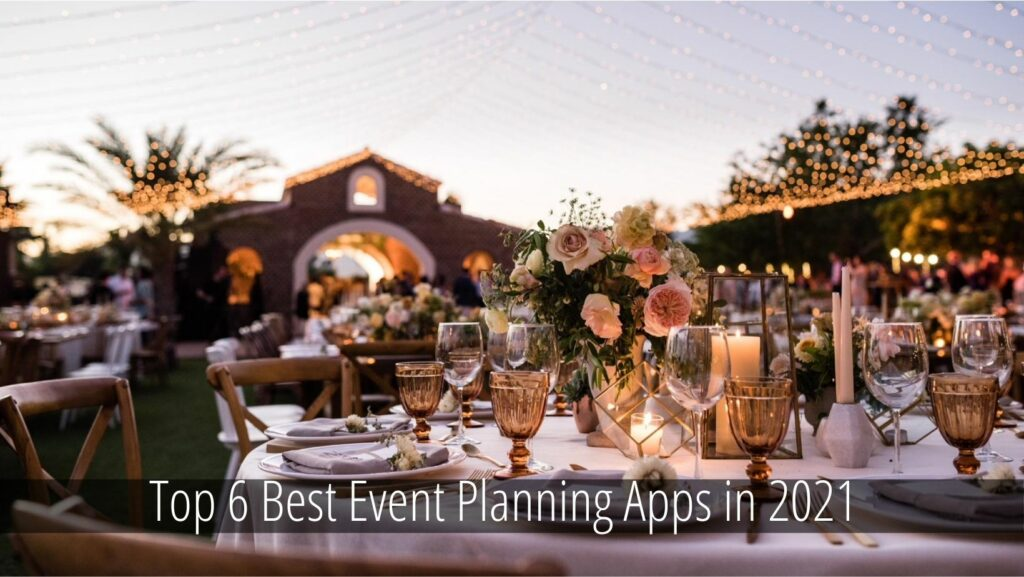 Best Event Planning Apps