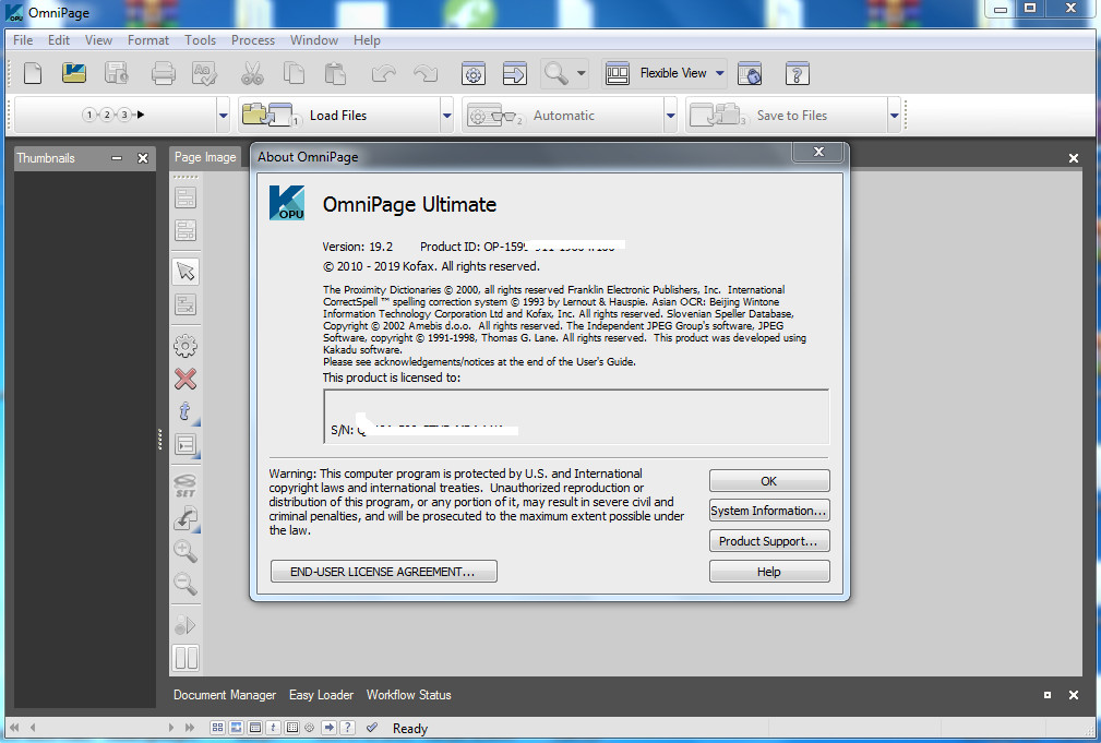 Omni Page Ultimate - Best OCR Software