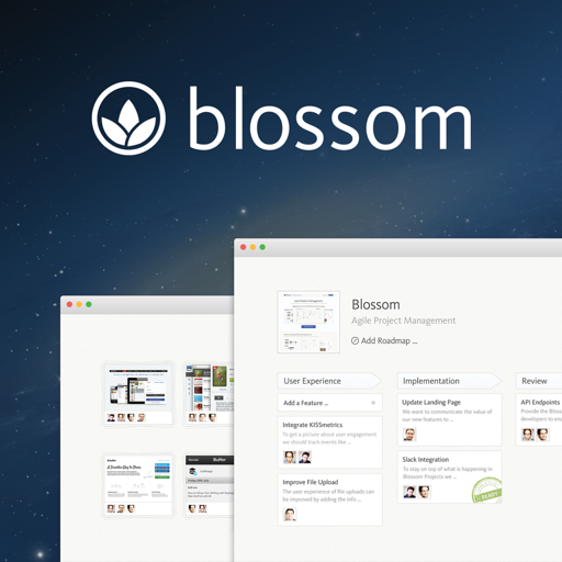 Blossom - Best event Planning Apps
